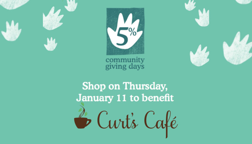 Whole Foods to benefit Curt's on Jan 11.