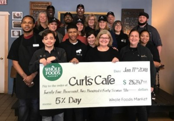 Community Read Curt S Cafe