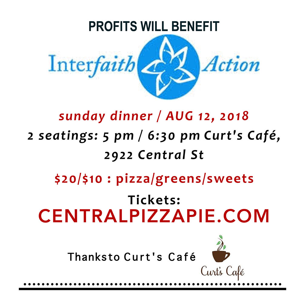 Central Pizza Pie on AUG 12 2018