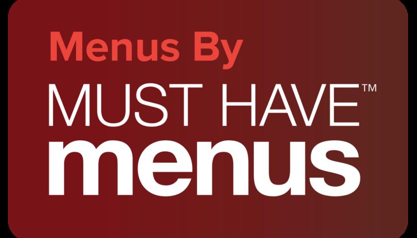 Must Have Menus