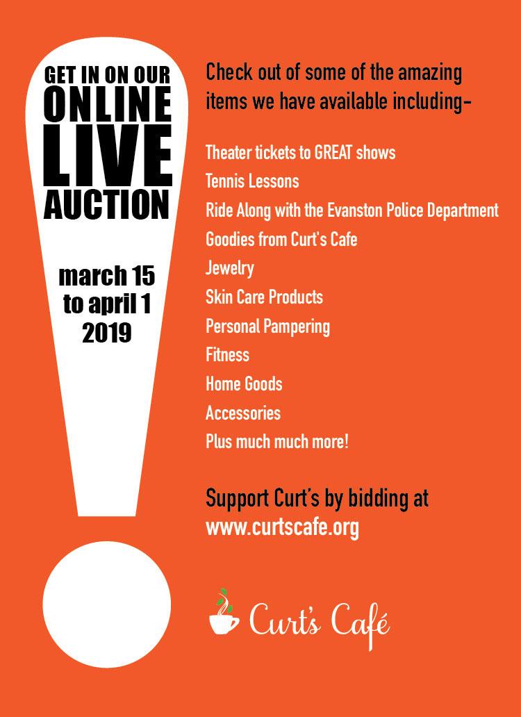 Online Auction 2019