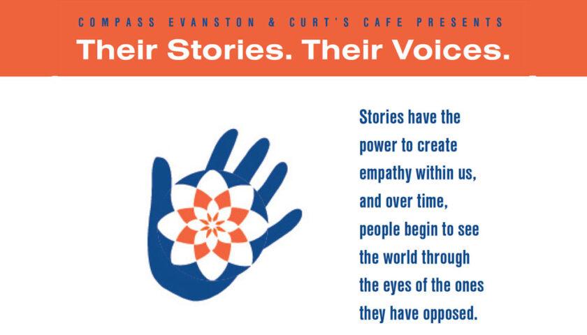 Their Stories. Their Voices.